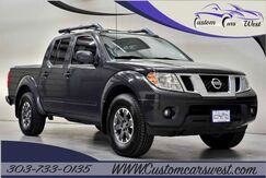 2015_Nissan_Frontier_PRO-4X_ Englewood CO