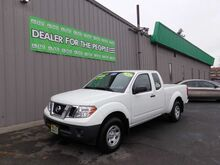 2015_Nissan_Frontier_S King Cab I4 5AT 2WD_ Spokane Valley WA