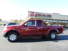 2015_Nissan_Frontier_S_ Oxford NC