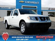 2015_Nissan_Frontier_S_ Forest City NC
