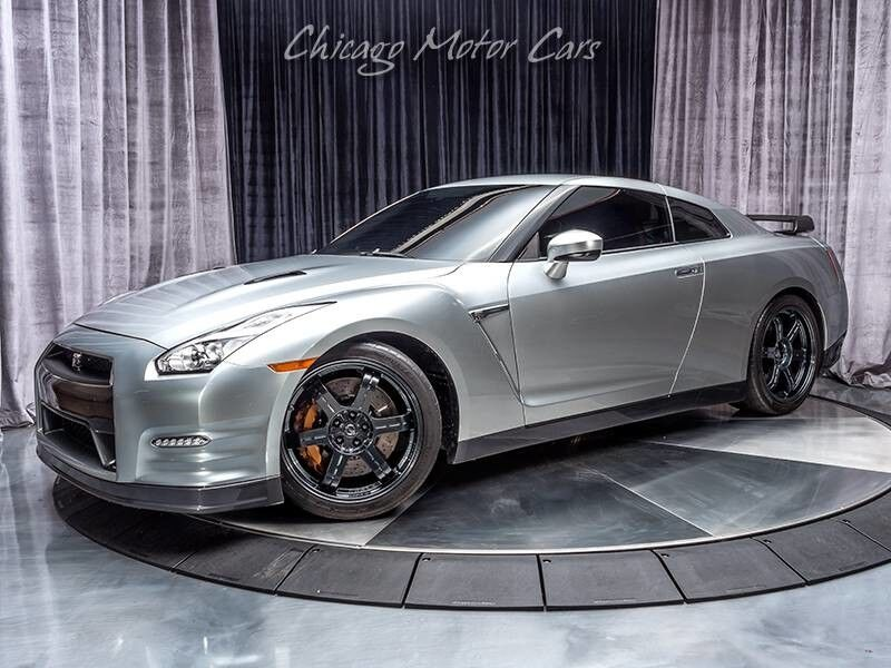 2015_Nissan_GT-R_Black Edition Alpha 7_ Chicago IL
