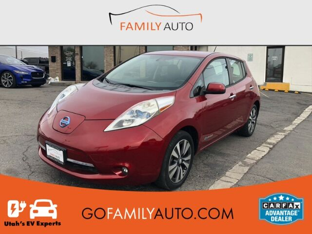 2015 Nissan LEAF SV Pleasant Grove UT