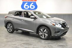 2015_Nissan_Murano_PLATINUM! HARD LOADED! NAVIGATION! SUNROOF! LEATHER! LOW MILES! ONE OWNER!_ Norman OK