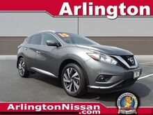 2015_Nissan_Murano_Platinum_ Arlington Heights IL