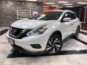 2015_Nissan_Murano_Platinum_ Worcester MA