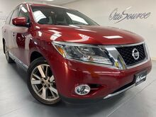 2015_Nissan_Pathfinder_Platinum_ Dallas TX
