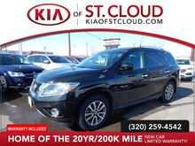 2015_Nissan_Pathfinder_S_ St. Cloud MN