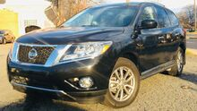 2015_Nissan_Pathfinder_SL 2WD_ Charlotte and Monroe NC