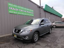 2015_Nissan_Pathfinder_SV 4WD_ Spokane Valley WA