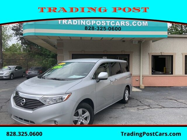 2015_Nissan_Quest_SV_ Conover NC