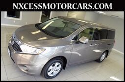 Nissan Quest SV LEATHER/HEATED SEATS 1-OWNER. 2015
