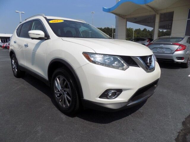 2015 Nissan Rogue FWD 4dr SL Rocky Mount NC ...