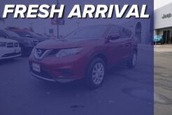 2015_Nissan_Rogue_S_ Mission TX