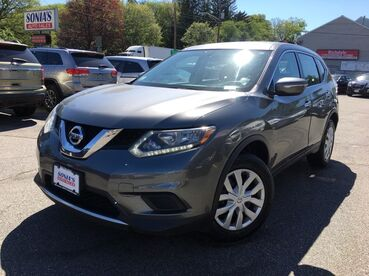 2015_Nissan_Rogue_S_ Worcester MA
