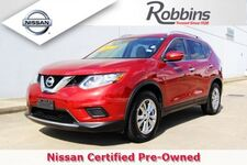 2015_Nissan_Rogue_S_ Houston TX