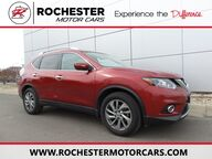 2015 Nissan Rogue SL Dual Sunroof - Heated Leather - Nav - Backup Cam Rochester MN