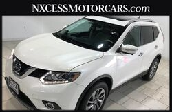 2015_Nissan_Rogue_SL_ Houston TX