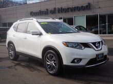 2015_Nissan_Rogue_SL_ Boston MA