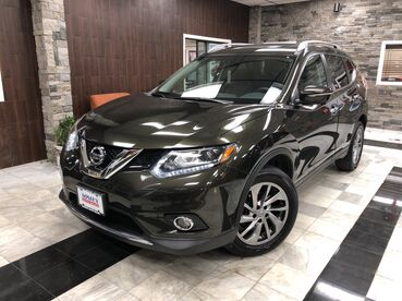 2015_Nissan_Rogue_SL_ Worcester MA