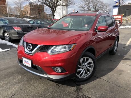 2015 Nissan Rogue SL Worcester MA