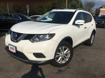 2015_Nissan_Rogue_SV_ Worcester MA