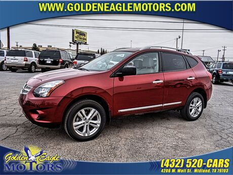 2015 Nissan Rogue Select FWD 4DR S Midland TX
