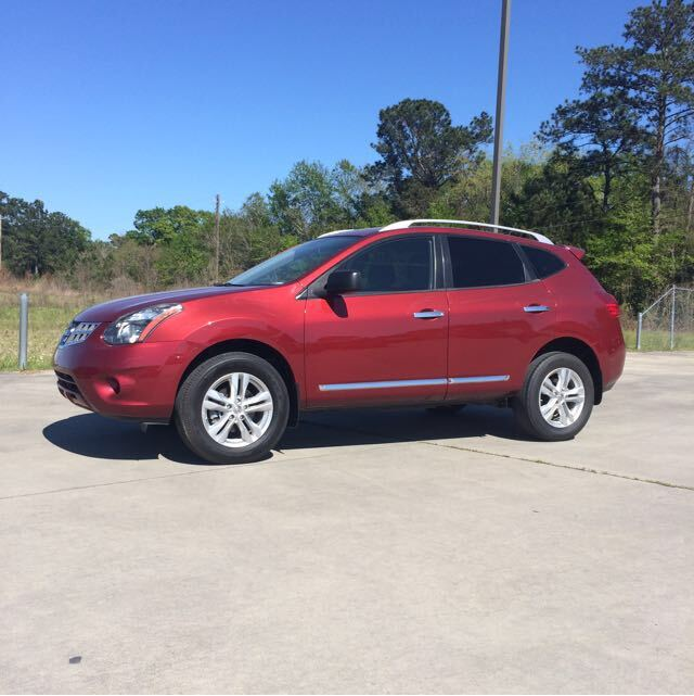 2015 Nissan Rogue Select S 2WD Hattiesburg MS
