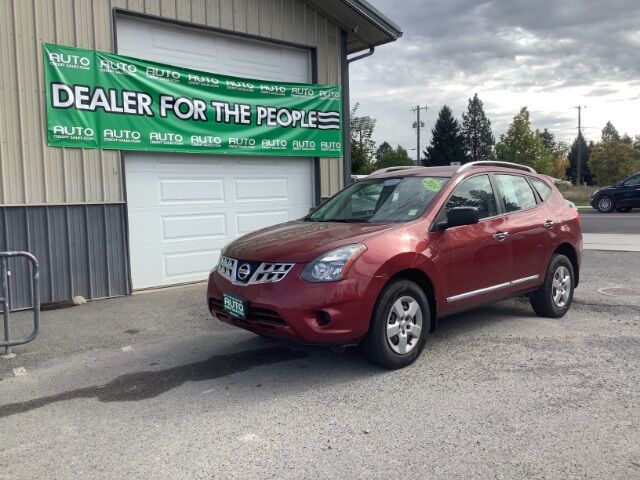 2015 Nissan Rogue Select S AWD Spokane Valley WA