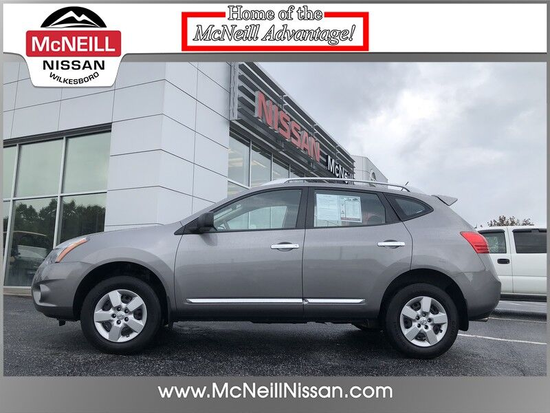 Vehicle Details 2015 Nissan Rogue Select At Mcneill Nissan
