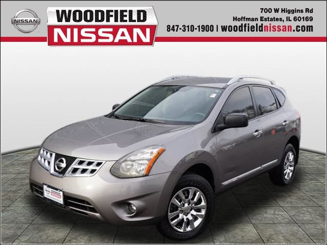 2015 Nissan Rogue Select S Hoffman Estates IL