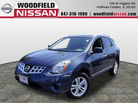 2015_Nissan_Rogue Select_S_ Hoffman Estates IL