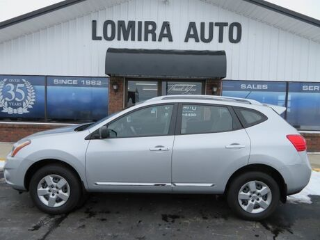 2015 Nissan Rogue Select S Lomira WI