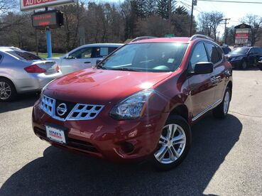 2015_Nissan_Rogue Select_S_ Worcester MA