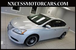 2015_Nissan_Sentra_S AUTOMATIC BACK-UP CAM JUST 7K MILES 1-OWNER._ Houston TX