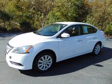 2015_Nissan_Sentra_S_ High Point NC