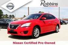 2015_Nissan_Sentra_SR_ Houston TX