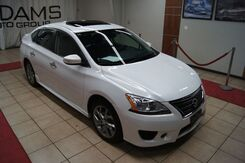 2015_Nissan_Sentra_SR LEATHER SUN ROOF AND NAVIGATION_ Charlotte NC