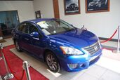 2015 Nissan Sentra SR WITH NAVIGATION AND TECH PACK