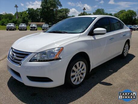 2015_Nissan_Sentra_SV_ Paris TN