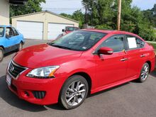 2015_Nissan_Sentra_Sr_ Roanoke VA