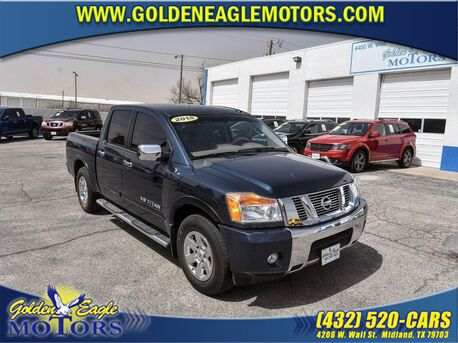 2015_Nissan_Titan_2WD CREW CAB SWB SV_ Midland TX