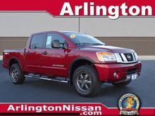 2015_Nissan_Titan_PRO 4x_ Arlington Heights IL
