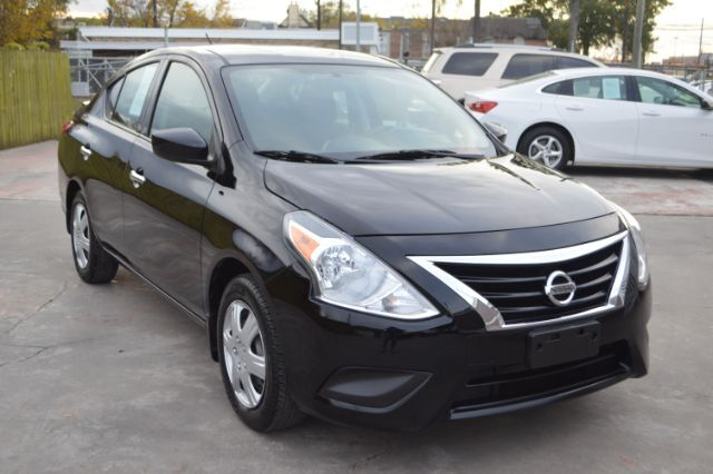 2015 Nissan Versa 1.6 SV Sedan Houston TX