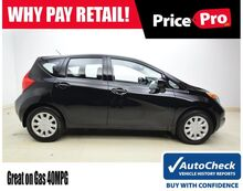 2015_Nissan_Versa Note_S_ Maumee OH