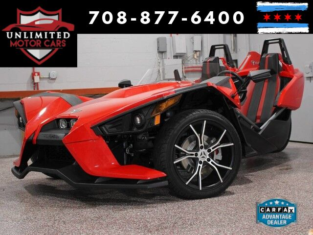 2015 POLARIS SLINGSHOT SL Bridgeview IL