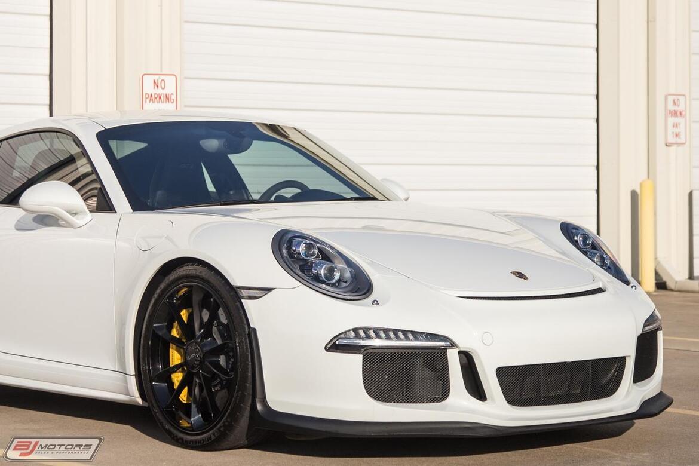 2015 Porsche 911 GT3 Tomball TX