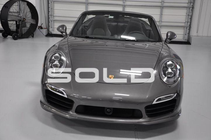 2015 Porsche 911 S Turbo Tomball TX