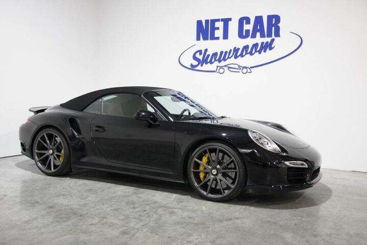 2015 Porsche 911 Turbo Houston TX