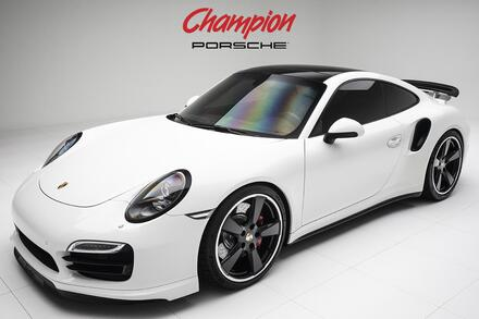 2015_Porsche_911_Turbo_ Pompano Beach FL