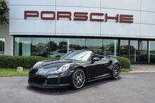 2015_Porsche_911_Turbo S_ Greensboro NC